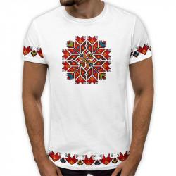 3D мъжка тениска принт Семейство