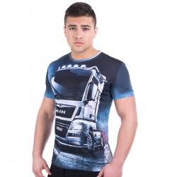 3D мъжка тениска MAN