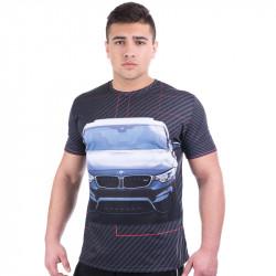 3D мъжка тениска BMW