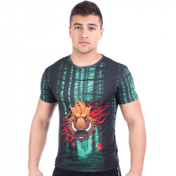 3D мъжка тениска HUNTING