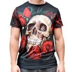 3D  мъжка тениска El Dorado