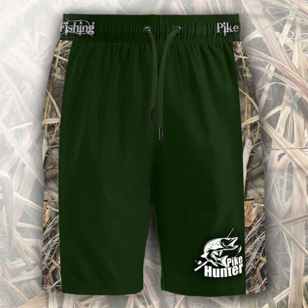 Спортни къси панталони с джоб FISH
