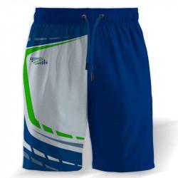Спортни къси панталони с джоб Racing Blue