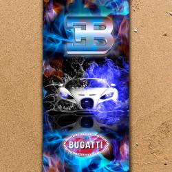 Плажна хавлиена кърпа Bugatti