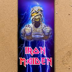 Плажна хавлиена кърпа Iron Maiden Mummy