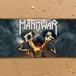 Плажна хавлиена кърпа Manowar