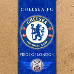 Плажна хавлиена кърпа FC Chelsea
