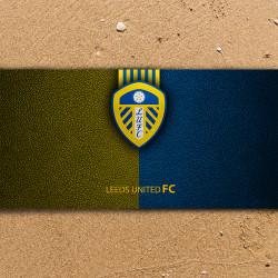 Плажна хавлиена кърпа FC LEEDS UNITED