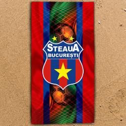 Плажна хавлиена кърпа Steaua