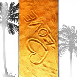 Плажна хавлиена кърпа Summer Love
