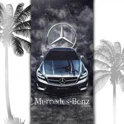 Плажна хавлиена кърпа Mercedes