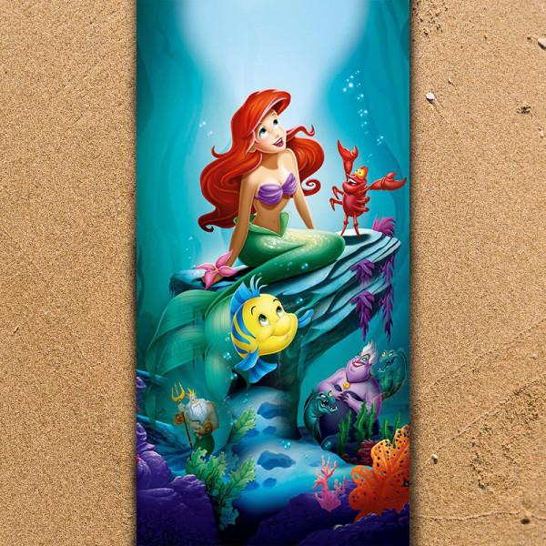 Плажна хавлиена кърпа Ariel