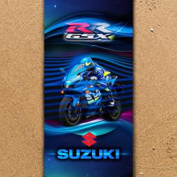 Плажна хавлиена кърпа Suzuki