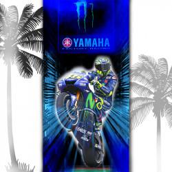 3D принт хавлиена кърпа Yamaha Eneos