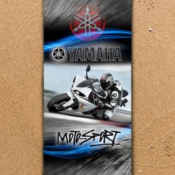 Плажна хавлиена кърпа Yamaha