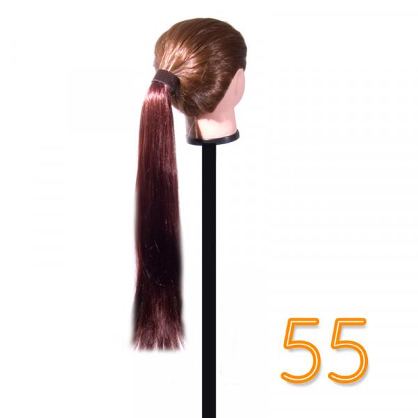 Права опашка за коса - №55 (50 см)