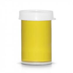 Акрилна боя за декорация на маникюр и педикюр - Светло жълто (20 ml.)