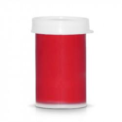 Акрилна боя за декорация на маникюр и педикюр - Червен (20 ml.)