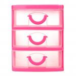 Oрганайзер за дамски принадлежности с 3 чекмеджета