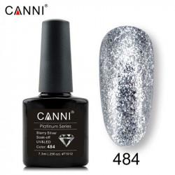 Uv/Led гел лак за нокти Canni Platinum 484