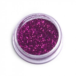 Фин брокат за декорация на маникюр (Purple)