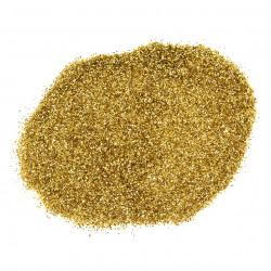 Брокат за декорация на маникюр (Злато)