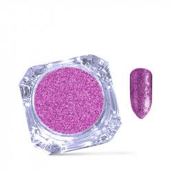 Пигментна пудра за декорация на нокти PG - Светло лилаво