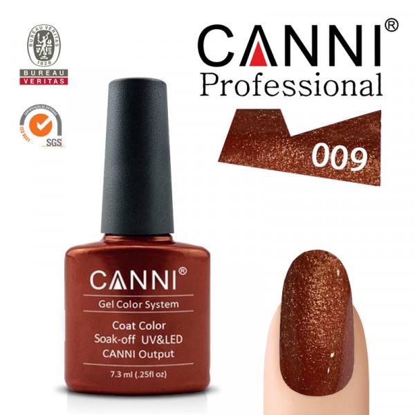 Uv/Led гел лак за нокти Canni 009