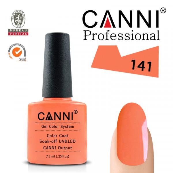 Uv/Led гел лак за нокти Canni 141