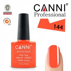 Uv/Led гел лак за нокти Canni 144