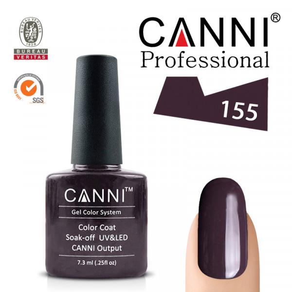 Uv/Led гел лак за нокти Canni 155