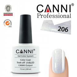 Uv/Led гел лак за нокти Canni 206