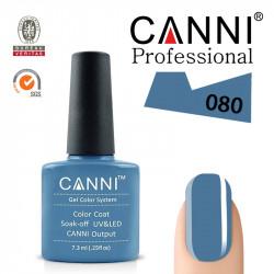 Uv/Led гел лак за нокти Canni 080