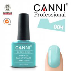 Uv/Led гел лак за нокти Canni 004