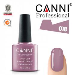 Uv/Led гел лак за нокти Canni 018