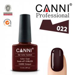 Uv/Led гел лак за нокти Canni 022