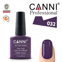Uv/Led гел лак за нокти Canni 032
