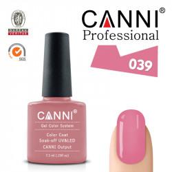 Uv/Led гел лак за нокти Canni 039
