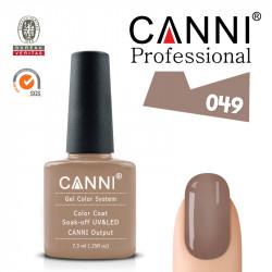 Uv/Led гел лак за нокти Canni 049
