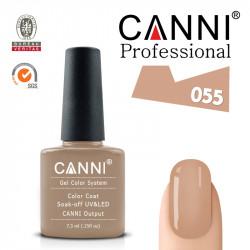 Uv/Led гел лак за нокти Canni 055