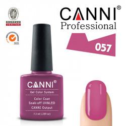 Uv/Led гел лак за нокти Canni 057