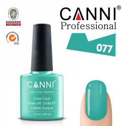 Uv/Led гел лак за нокти Canni 077