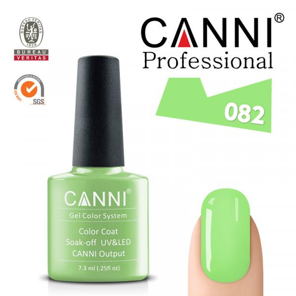 Uv/Led гел лак за нокти Canni 082