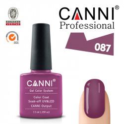 Uv/Led гел лак за нокти Canni 087