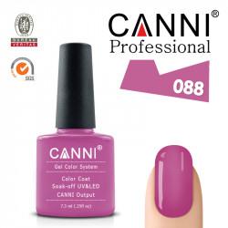 Uv/Led гел лак за нокти Canni 088