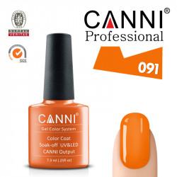 Uv/Led гел лак за нокти Canni 091