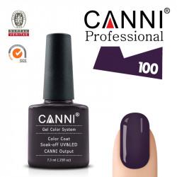 Uv/Led гел лак за нокти Canni 100