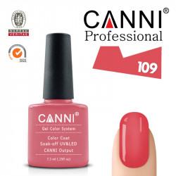 Uv/Led гел лак за нокти Canni 109