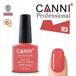 Uv/Led гел лак за нокти Canni 113