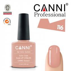Uv/Led гел лак за нокти Canni 116